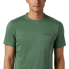 Columbia Zero Rules Chemise manches courtes Homme, thyme green